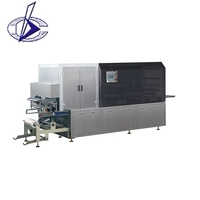 Top Sale Full Automatic DB-450pp Plastic Cup Lid Forming Making Machine