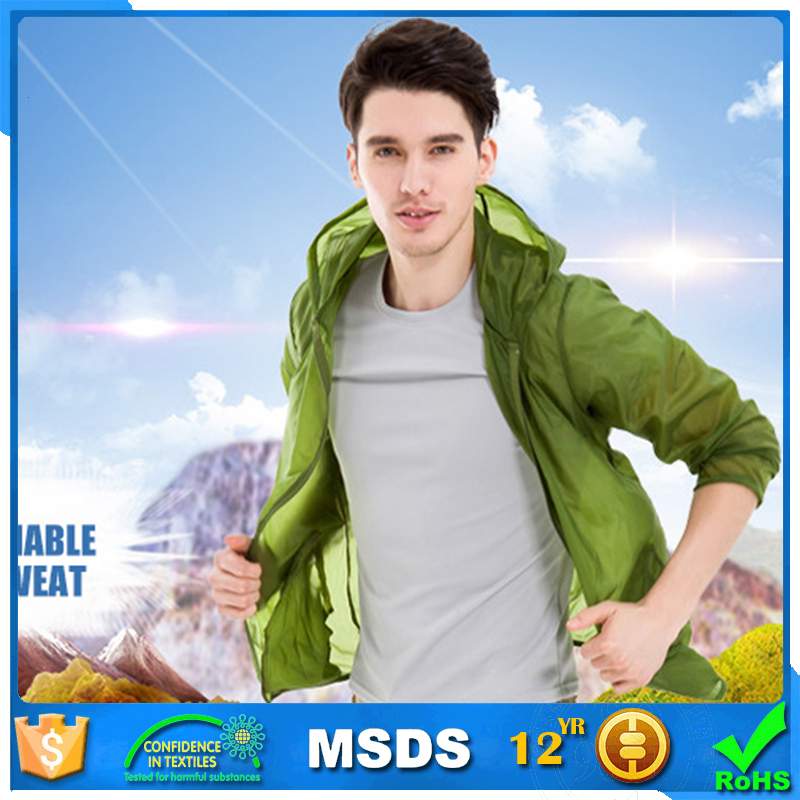 Summer Waterproof Removable Cooling Fan Air Condition Jacket