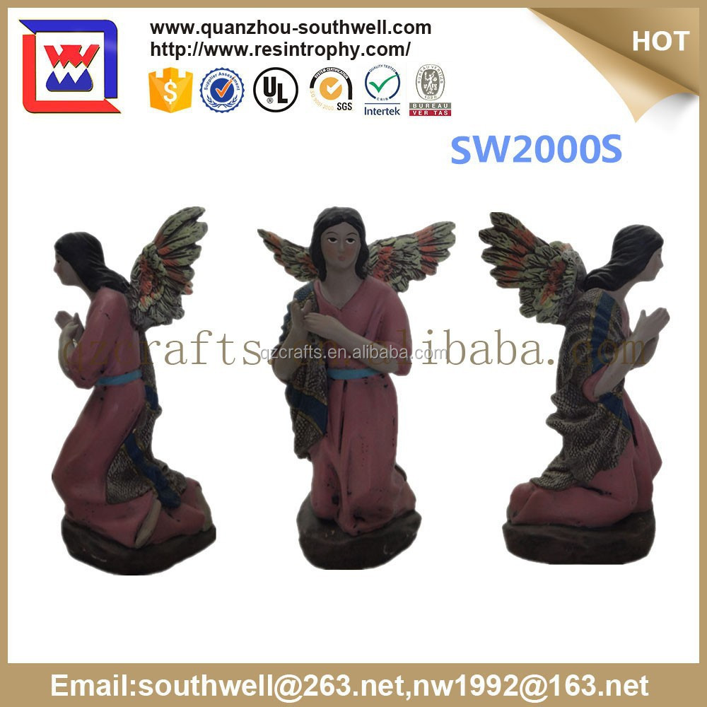 hot selling fairy figurines with fairy statue supplies and resin fairy figurines