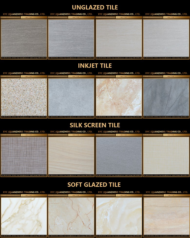 new model solid wear resistant subway ceramic floor tile