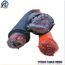H01N2-D 25mm2 35mm2 50mm2 70mm2 95mm2 Rubber Insulated Superflex Welding Cable