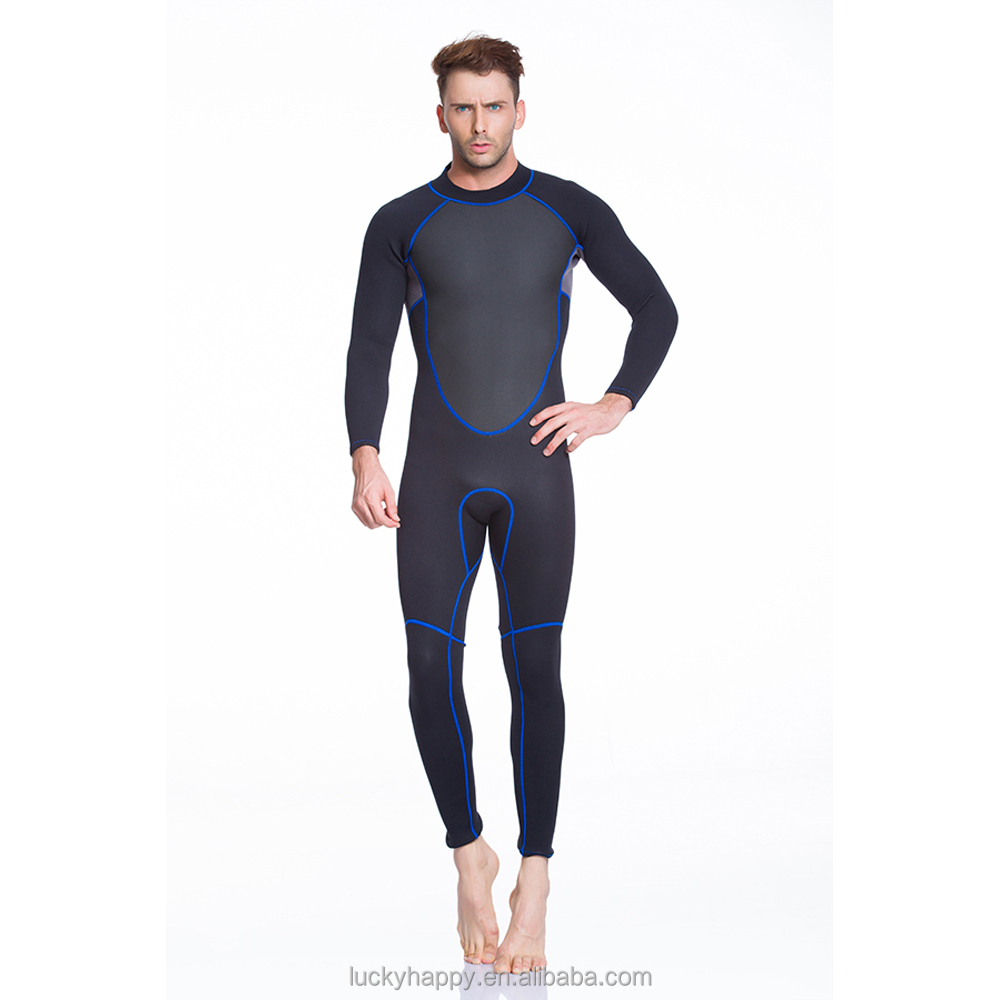 Rubber neoprene latex swimming diving suit