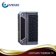 New Authentic lost vape Therion DNA 75W box mod in stock lost vape DNA75