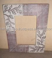 Photo frame mango wood