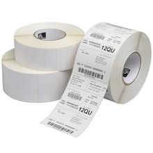Custom white paper product hs codes label sticker printing for export