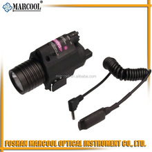 M6 Tactical Red Laser Sight with LED Flashlight