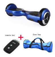 4.4ah Battery electric balance car with two wheels and remote control function