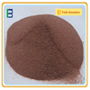 good wear resistance Abrasive blasting brown aluminum oxide brown fused alumina