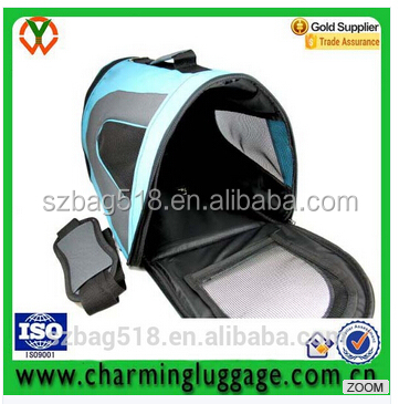 China Wholesale OEM Dog Travel Pet Carrier Bag