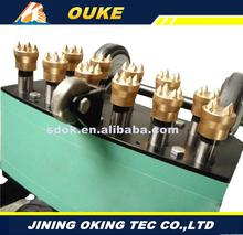 push-type single head scabbler,small manufactoring machine,resurfacing machine for concrete
