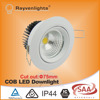 square and round cutout 75mm dimmable cob saa approval 5w led downlight