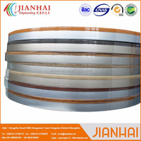 Colorful abs edge banding/tape/strip/trimmer for office furniture trim decoration