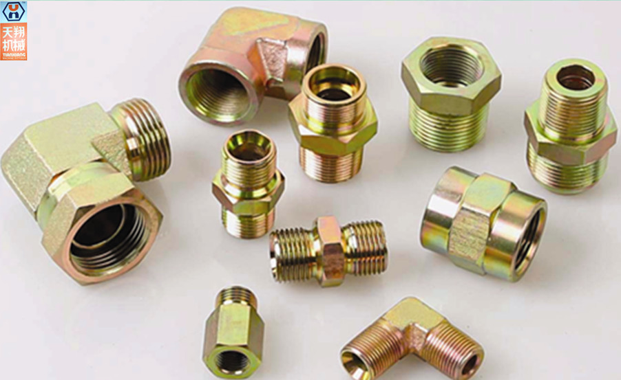 Whosesale hydraulic flanges pipe fittings