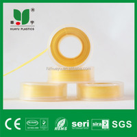 12mm width ptfe seal tape for plumbing sanitary ware high temperature silicone seals