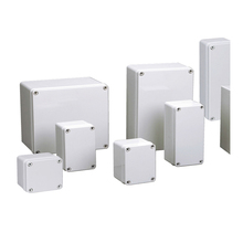 Outdoor 2x4 Electric Box Plastic Waterproof Distribution Board Cover