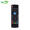MX3 Hottest 6-Axis Gyro Smart Remote controller 2.4g mx3 bluetooth mouse