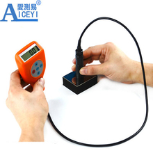 Mini Digital Ultrasonic Digital Paint Coating Thickness Gauge,Thickness Tester / Measuring Instrument