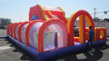 Newly Designed Inflatable Castles Jumping Products