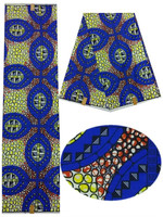 Low cost ! 100% cotton african fabric for women uniform wholesale wax prints high quality XDH180