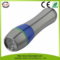 Newest high performance stretched zoom led flashlight
