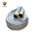 1-1/2 inch x 50 feet coupled with NST NH couplings Double jacket fire hose
