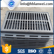 cast iron trench drain cover grate