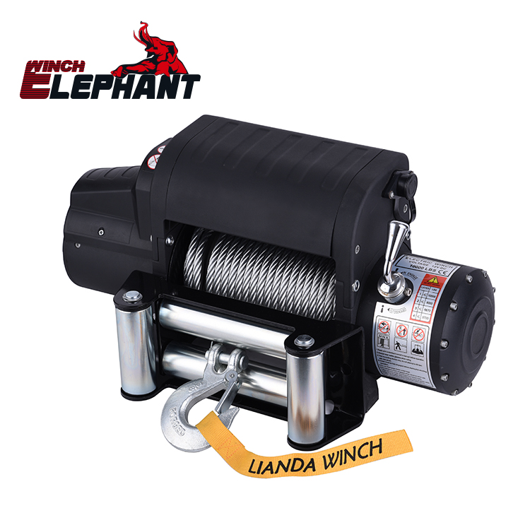 Best Price Stronger Durable electric double drum winch