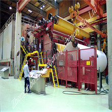 small a4 paper recycling production machine factory plant