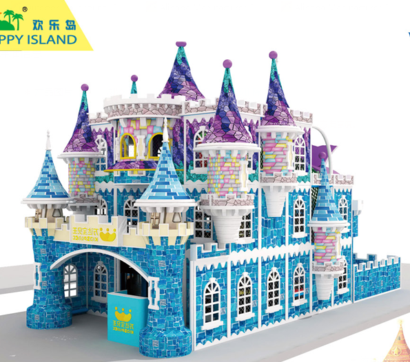 (HC-22310) PARK PLAYGROUND NAUGHTY CASTLE,LARGE AMUSEMENT PARK EQUIPMENT DESIGN AND INSTALLATION CHILDREN INDOOR SOFT PLAYGROUND