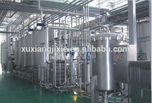 Small scale Yogurt Milk production line