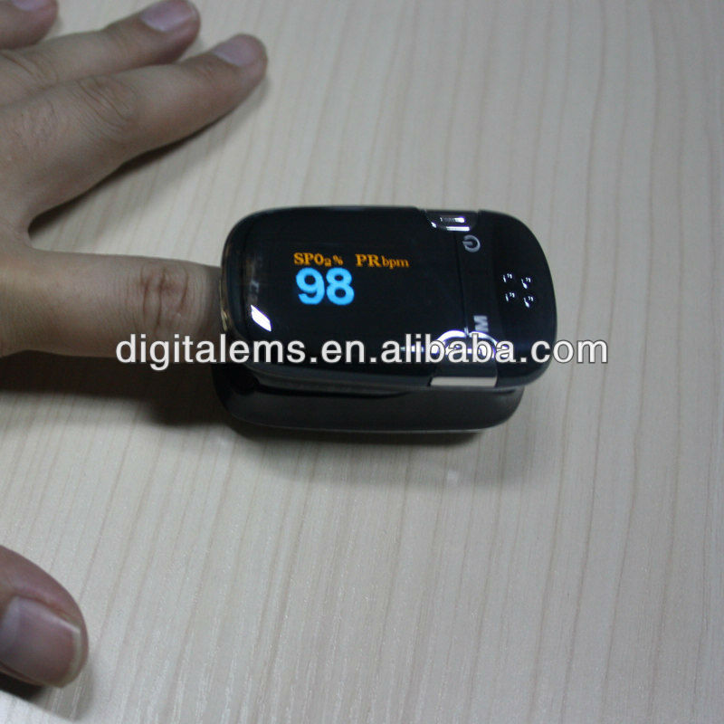Portable Finger Pulse oximeter AH-8084