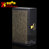 China High end wholesale sealable style wooden wine box