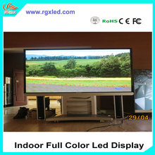 RGX Hot promotion HD SMD full color p2 indoor led display,P2.5 videowall,p3 rental led display screen