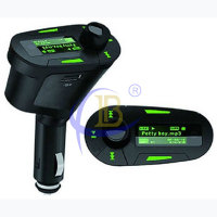 Car MP3 Radio FM Transmitter MP3 Adapter With RDS