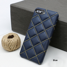Hand Made PU Leather Mobile Phone Case For iphone 6 6S Accessories, For iPhone 7/ 7 plus, 8