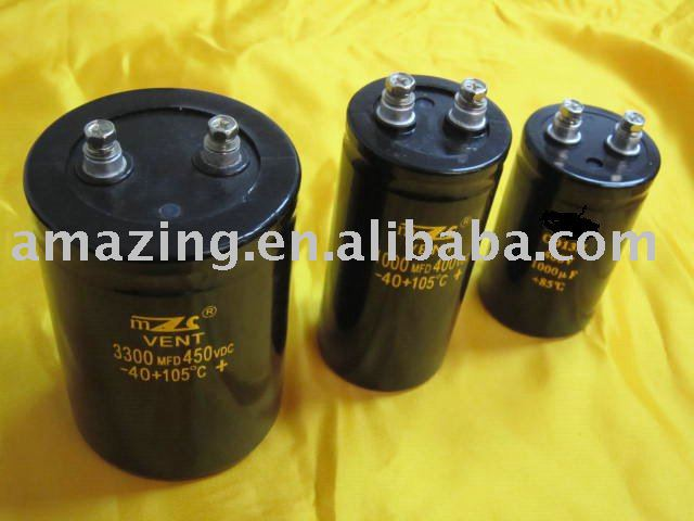 Switch Power Electrolytic Capacitor