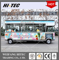 Kedodo Fresh Flower Cart Environmental Protected Mobile Cart for Multifunctions