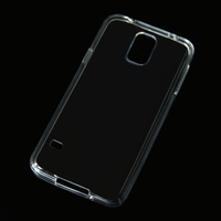 fancy cell phone tpu clear case for samsung galaxy s5