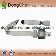 Three Point Belt With Pre Tensioner Retractor/Safety Belt For Motorcycles