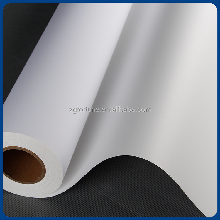 Economic High Quality Eco Solvent Pp Synthetic Paper Roll Material