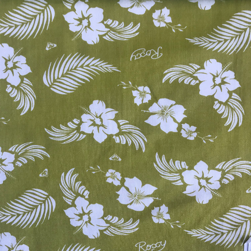 China factory soft pocketing fabric printing 65 polyester 35 cotton twill flowers printed cloth fabric