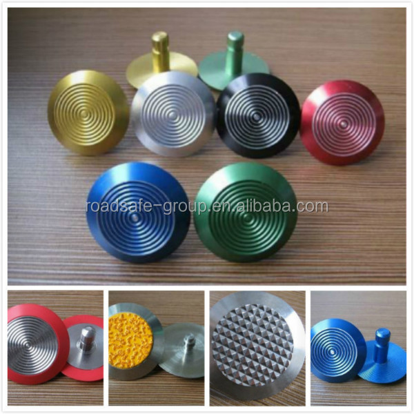 Traffic Flasher Pavement Plastic Road Stud