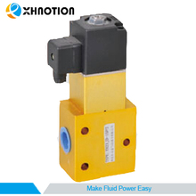 pneumatic gas normally closed solenoid valve of xhnotion