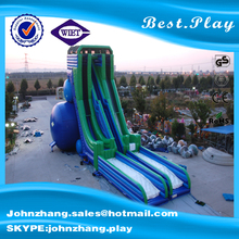 Professional supplier giant inflatable slide, giant inflatable water slide, inflatable jumping slide