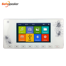 High Brightness Support Various Video Formats Background Music Equipment With Display