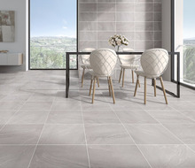 off white ceramic floor tile 60*60 Cement Porcelain Tile for building material