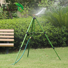 Automatic metal jet movable watering wobbler nozzle rotating lawn farm equipment garden irrigation rain gun sprinkler