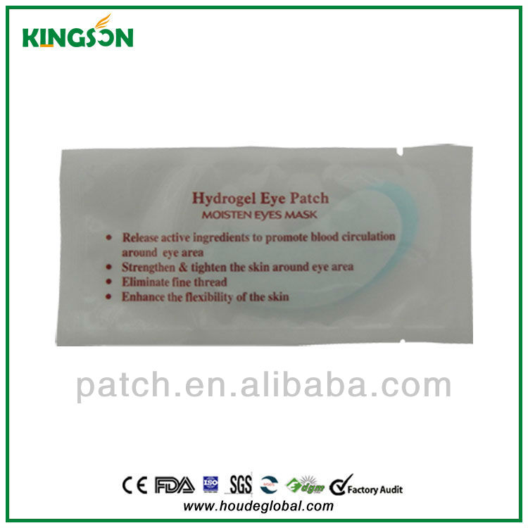 HODAF disposable hydrogel eye mask for puffy eyes