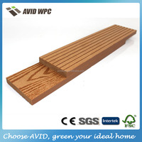 Newly design and low price composite plastic lumber for sale