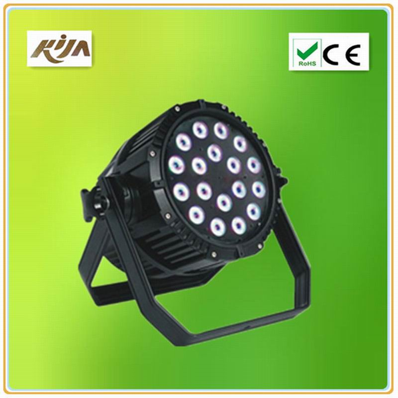 18*10w IP65 waterproof rgbw led stage lighting zoom par for event ktv disco light